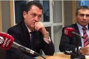 Capital Radio. Entrevista Juan Carlos Pérez Espinoza