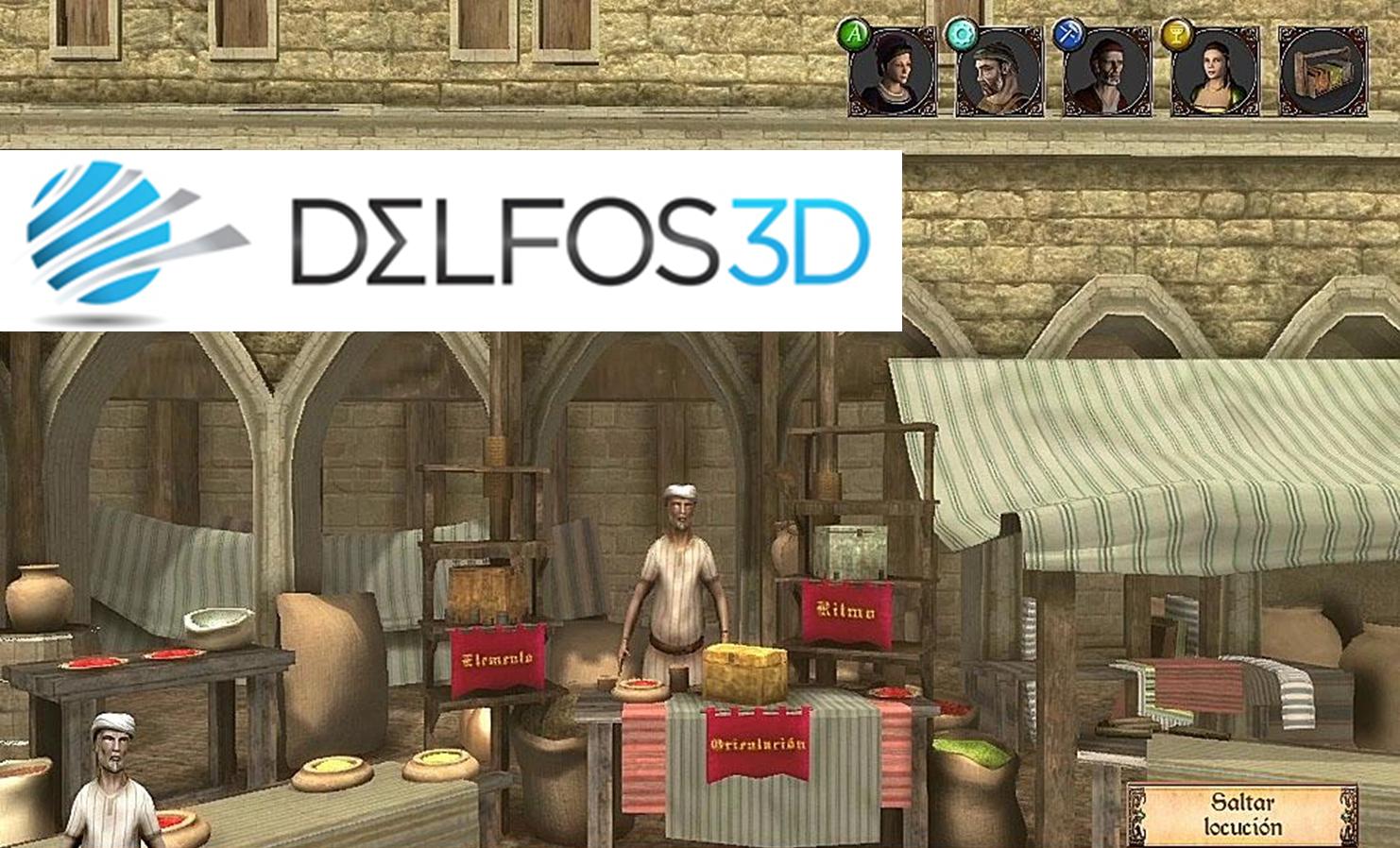 Delfos 3d