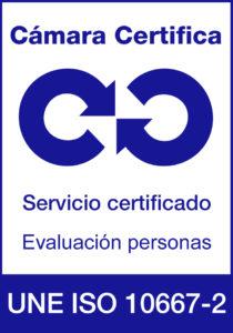 la certificación ISO 10.667-2